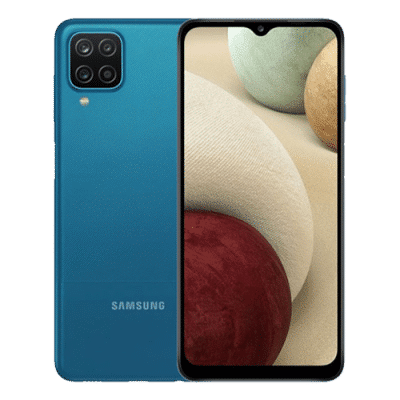 Samsung Galaxy A12 azul