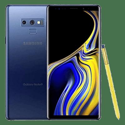 Samsung Galaxy Note 9 Azúl